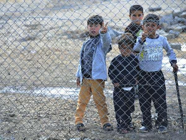 Trámites para acoger a refugiados sirios